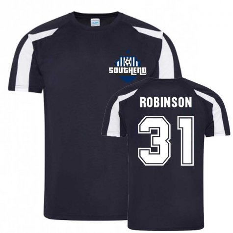 Theo Robinson Southend Sports Training Jersey (Navy)