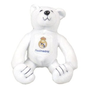 Real Madrid FC Beanie Bear