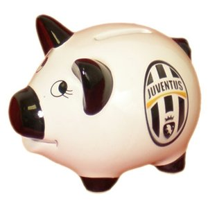 Juventus FC Piggy Bank Money Box