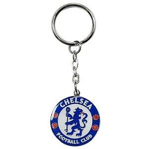 Chelsea FC Crest Key Ring 2