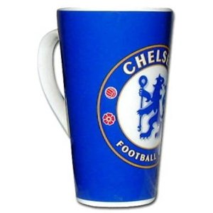 Chelsea FC Latte Mug