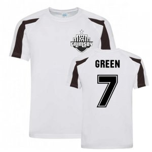 Matt Green Grimsby Sports Training Jersey (Black)