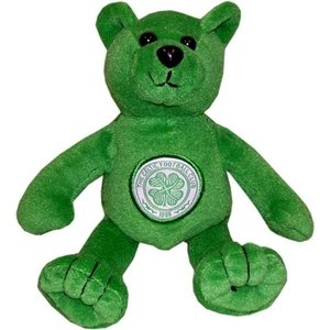 Celtic FC Beanie Bear