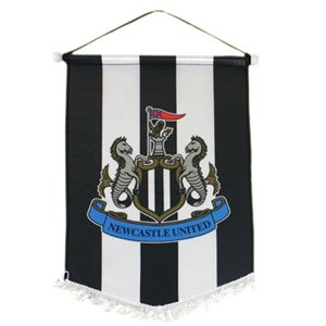 Newcastle United FC Pennant