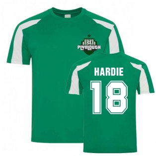 Ryan Hardie Plymouth Sports Training Jersey (Green)