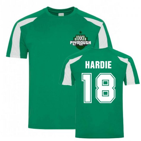 Ryan Hardie Plymouth Sports Training Jersey (Green)