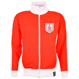 Bournemouth Retro Track Top