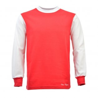 Arsenal Retro Long Sleeve Football Shirt