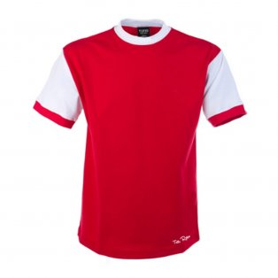 Arsenal Retro Short Sleeve Football Shirt