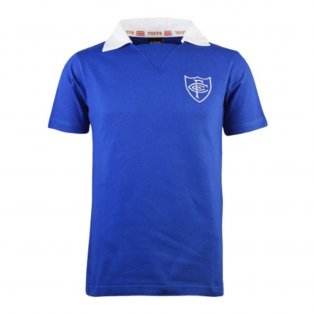 Chelsea 1955 Champions Retro Football Shirt