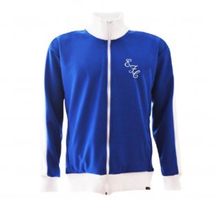 Everton Home Retro Track Top