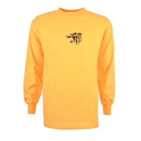 Hull City 1971-1972 Retro Football Shirt