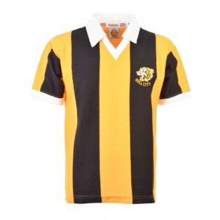 Hull City 1975-1980 Retro Football Shirt
