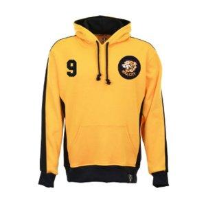 Hull City Number 9 Retro Hoodie