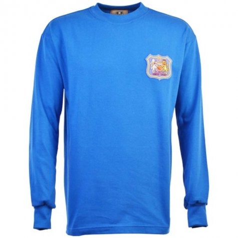 Manchester City 1921-1933 Retro Football Shirt