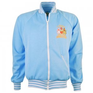 Manchester City 1976 League Cup Retro Tracktop