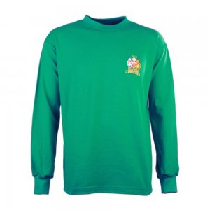 Manchester United 1968 European Cup Final Goalkeeper Retro Football Shirt