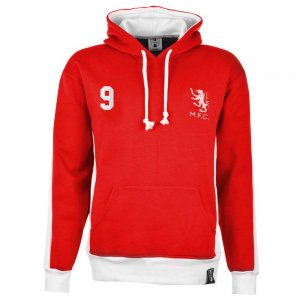 Middlesbrough Number 9 Retro Hoodie