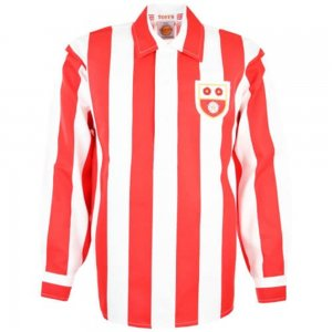 Southampton 1940s-1950s Retro Football Shirt