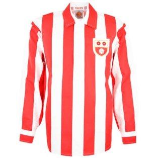 Southampton 1940s-1950s Retro Football Shirt