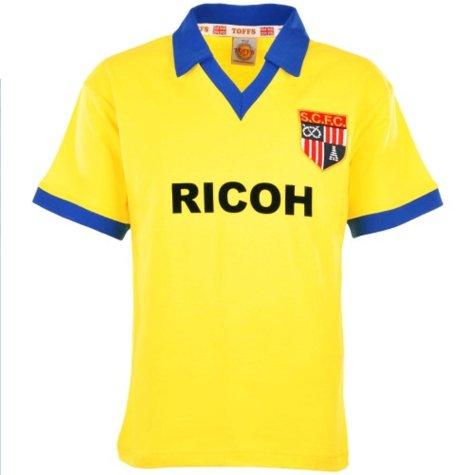 Stoke City 1977-1983 Away Retro Football Shirt