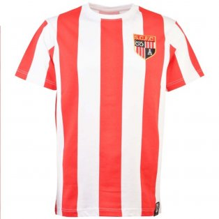 Stoke City Retro 12th Man Stoke City 12th Man T-Shirt
