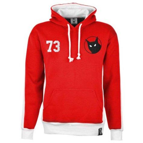 Sunderland Number 73 Retro Hoodie