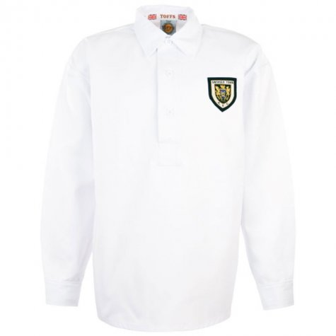 Swansea Town 1940s-1950s Retro Football Shirt