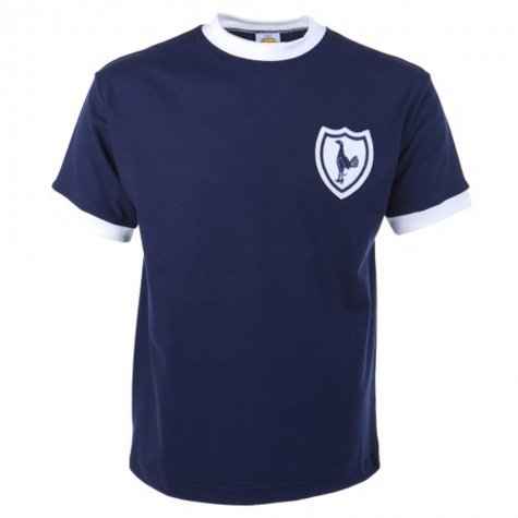 Tottenham 1960s Away Retro Football Shirt