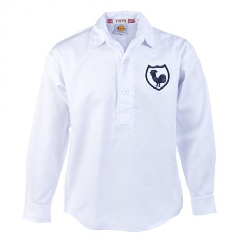 Tottenham 1940s-1950s Retro Football Shirt