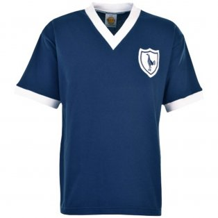Tottenham 1962 Away Retro Football Shirt