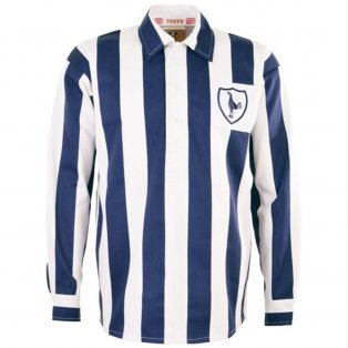 Tottenham Hotspur 1953-1955 Away Retro Football Shirt