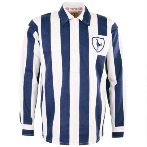 Tottenham Hotspur 1953-1955 Away Retro Football Shirt