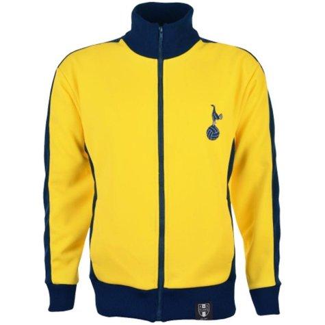 Tottenham Hotspur Retro Tracktop (Yellow)