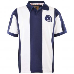 West Bromwich Albion 1972-1975 Retro Football Shirt