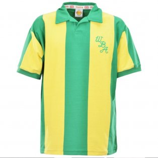 933c097640c Buy Classic West Brom Toffs Retro Shirt at UKSoccershop