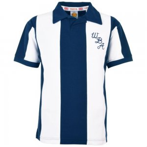 West Bromwich Albion 1975-1977 Retro Football Shirt