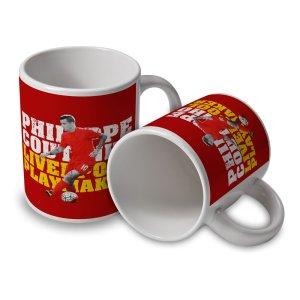Philippe Coutinho Liverpool Player Mug