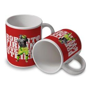 Roberto Firmino Liverpool Player Mug