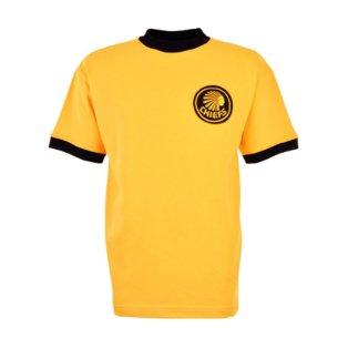 Kaizer Chiefs Retro Football Shirt