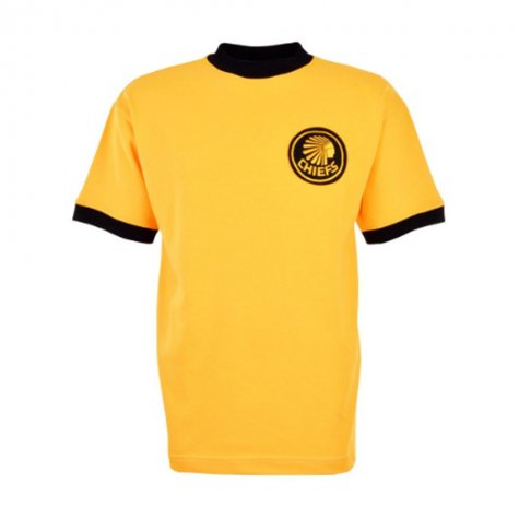 Kaizer Chiefs Retro Football Shirt