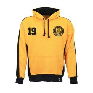 Kaizer Chiefs Number 19 Retro Football Hoodie