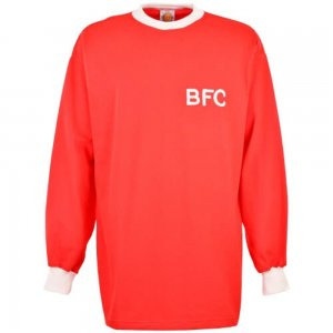 Barnsley 1965-1972 Retro Football Shirt