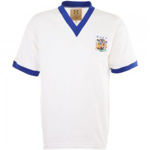 Birmingham City 1950s Away Retro Football Shirt
