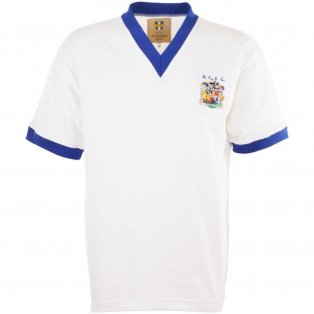 Birmingham City 1950s Away Retro Football Shirt