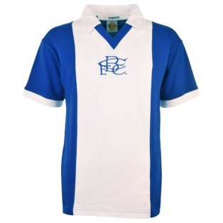 Birmingham City 1975-1976 Retro Football Shirt