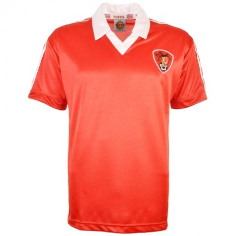 Bristol City 1976-1978 Retro Football Shirt