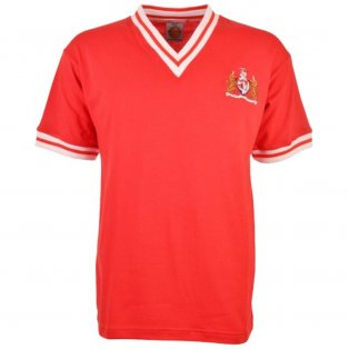 Bristol City 1975-1976 Retro Football Shirt