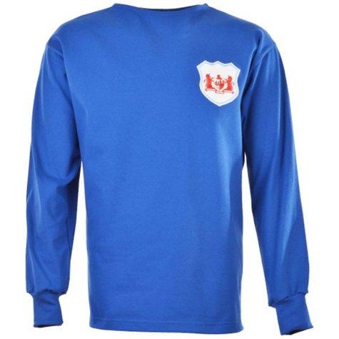 Bristol City 1909 FA Cup Final Retro Football Shirt