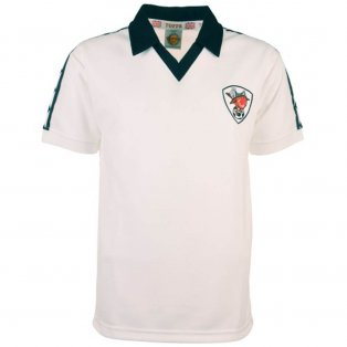 Bristol City 1975-1976 Away Retro Football Shirt